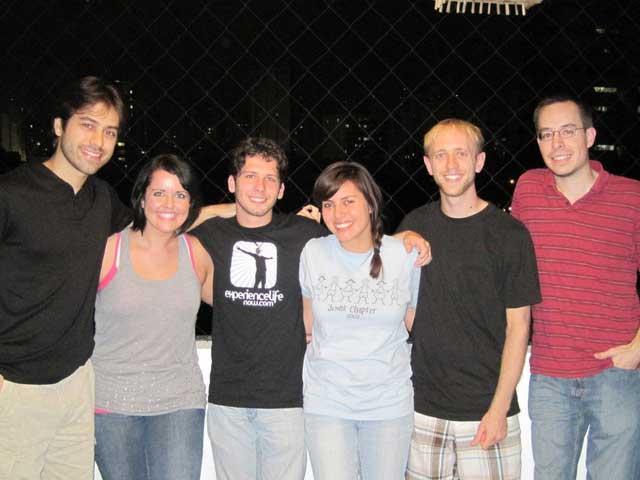 Brazil Mission Week 1