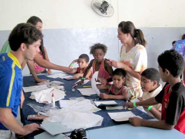 Brazil Mission Week 2