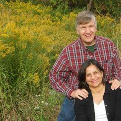 Mike and Aureni