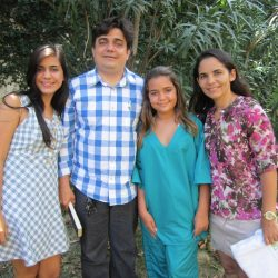 Maria, Ester and family