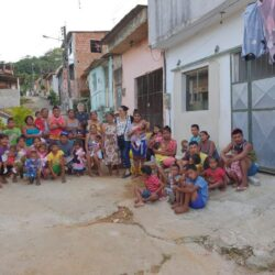 Community of Venezuelans near Recife